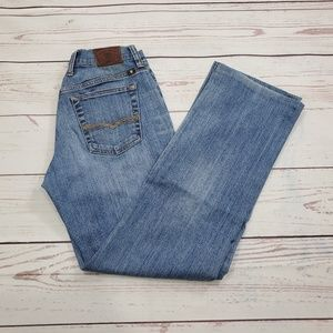 Lucky Brand Easy Rider Bootcut Jean Size 6/28 Reg